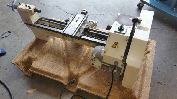 Bench Lathe Jet Model Bd 920n 9 X 20 Hillsboro Or