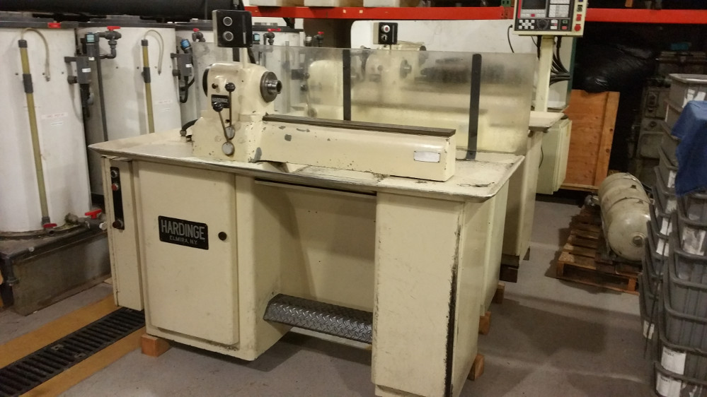 Hardinge Lathes – Models DSM-59 and DV-59 (Portland, OR ... on