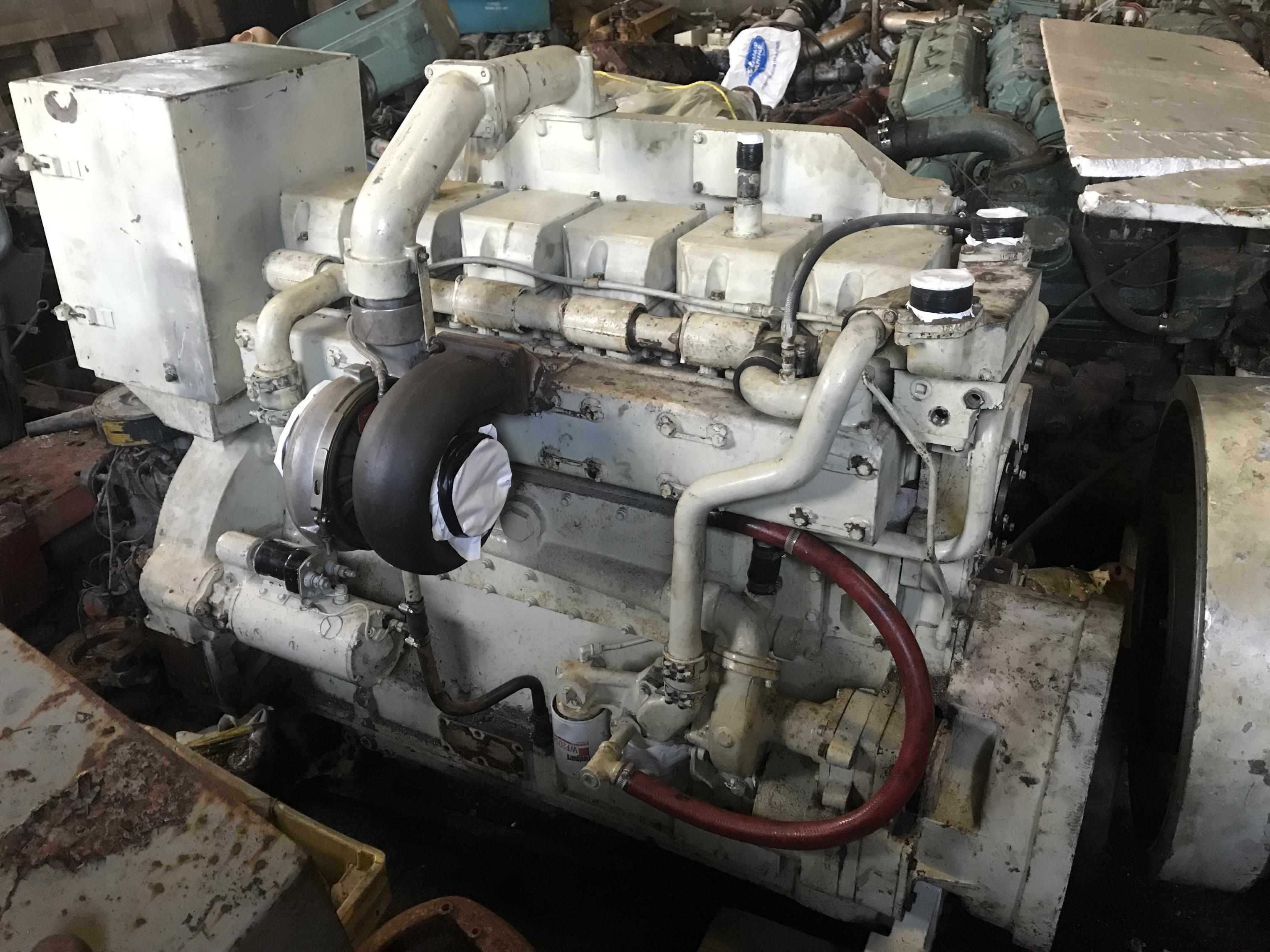 ... Array - cummins kta19 marine propulsion diesel engine new brunswick  canada rh mdequipmentservices com