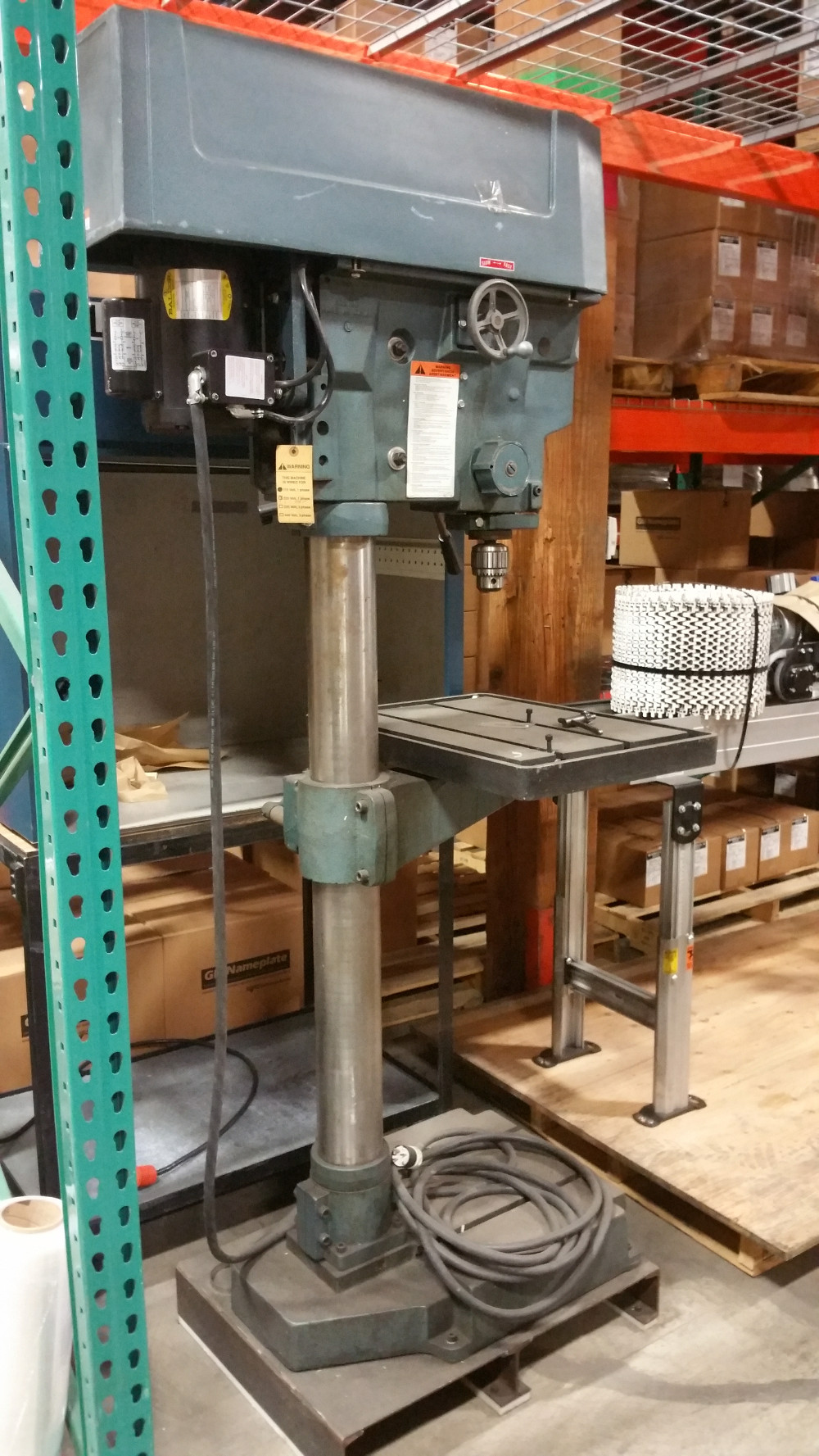 Vsg Twenty Drill Press Wilton Model 2015 Beaverton Or