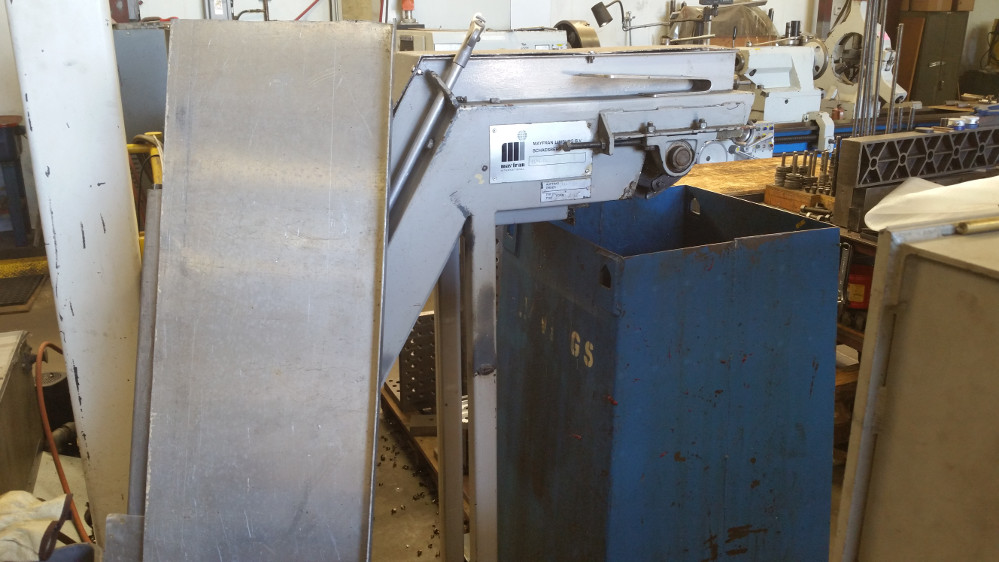 Cincinnati 10hc4000 Traveling Column Horizontal Machining