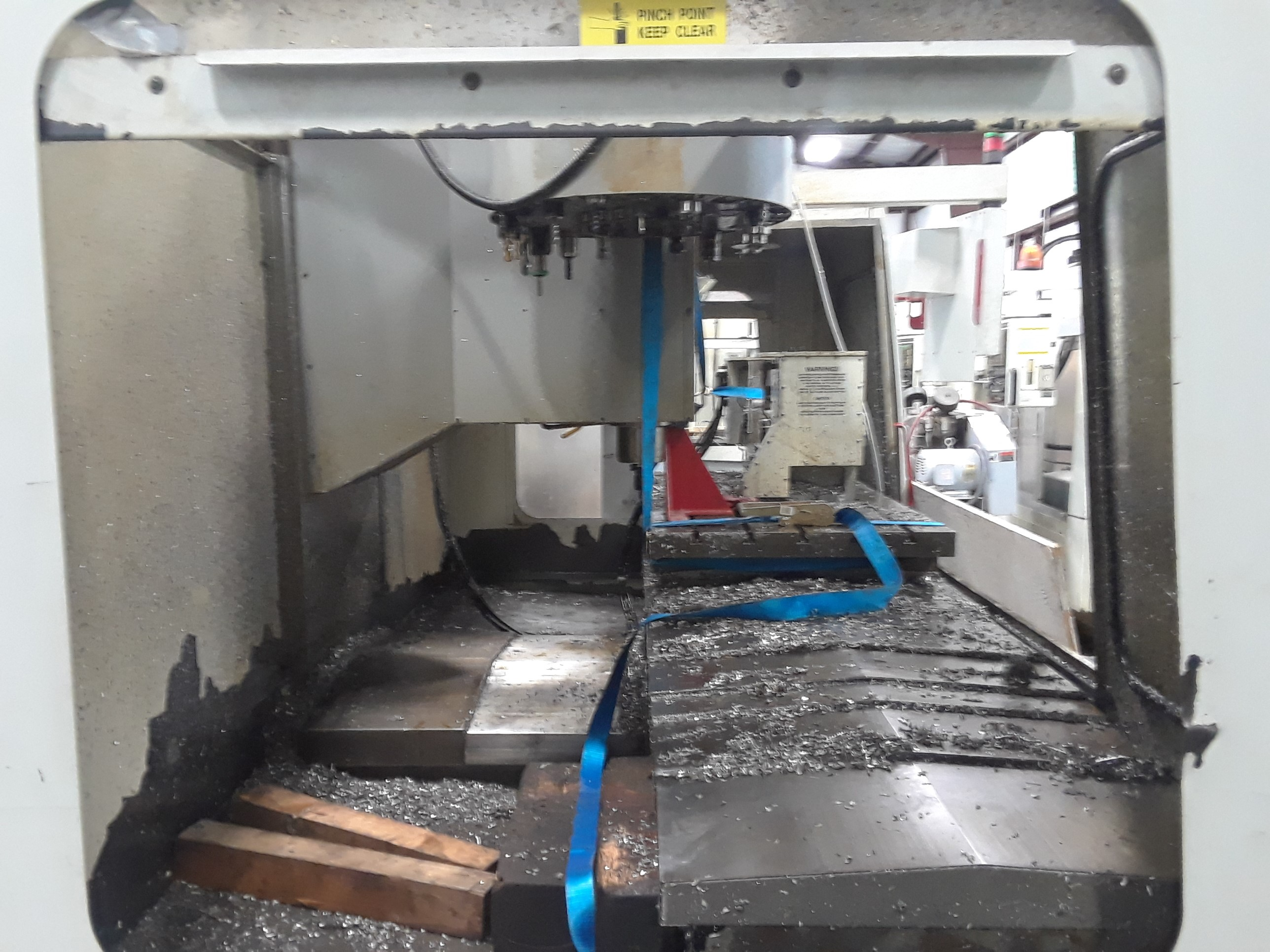 Vertical Machining Center – Haas, VF-6 (Seattle, WA) SOLD