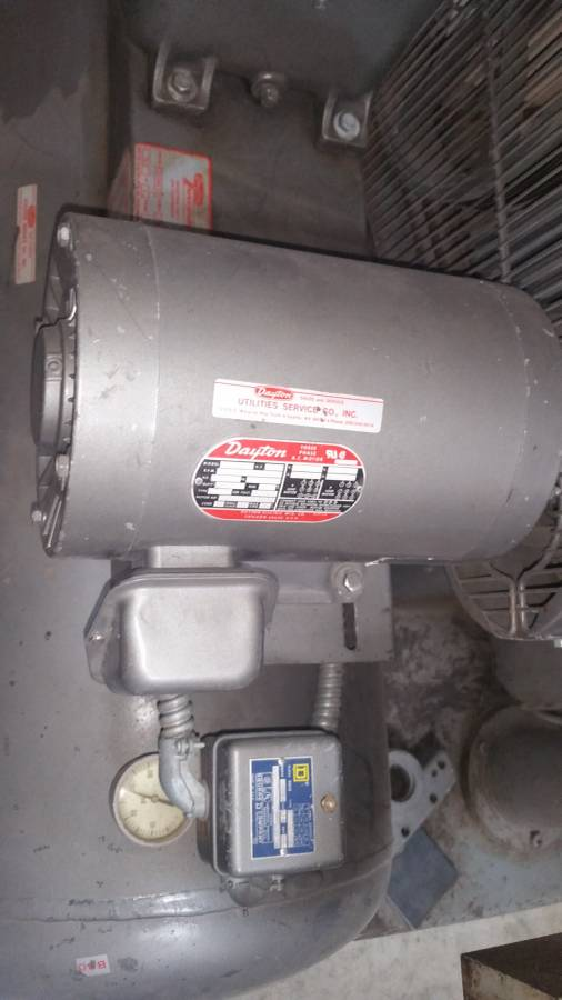 Air Compressor Dayton Speedaire Portland Or Md