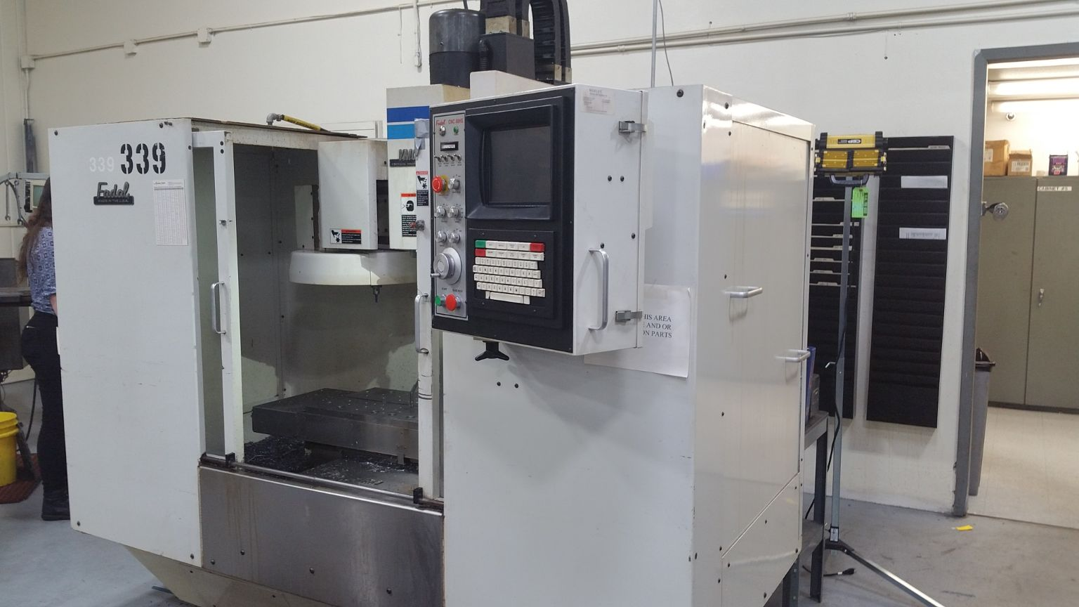 Fadal 4020 Vertical Machining Center (Portland, OR) SOLD